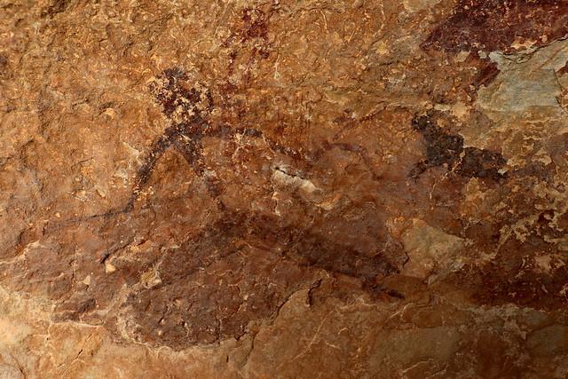 Cuevas rupestres alcañiz