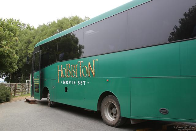 Bus to Hobbiton