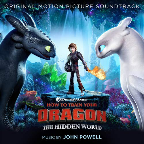 How To Train Your Dragon: The Hidden World Original Soundtrack