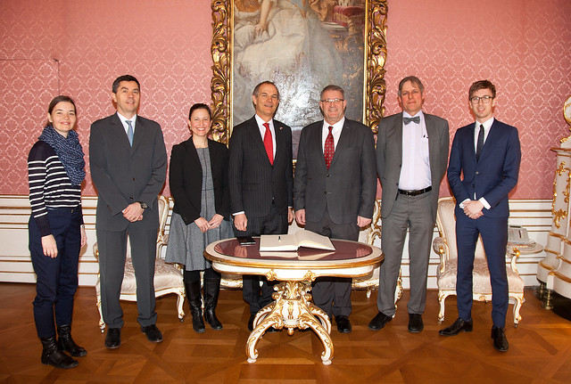 19.02 UK Ambassador visits IIASA