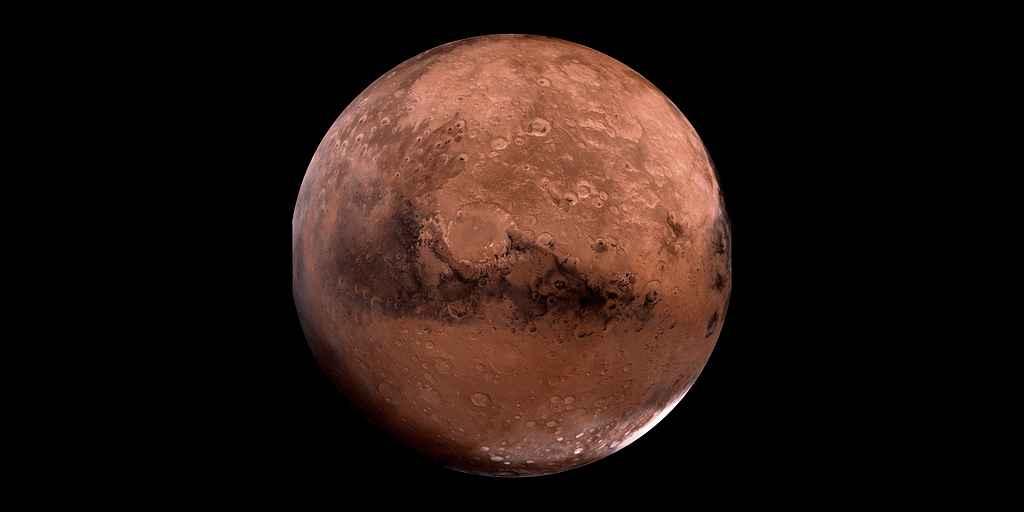 Première preuve d'un système d'eaux souterraines sur Mars