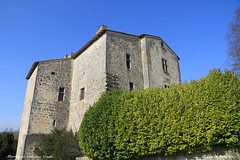 16 Montbron - Château Vieux - Photo of Eymouthiers