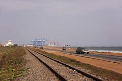Tema Port in Ghana