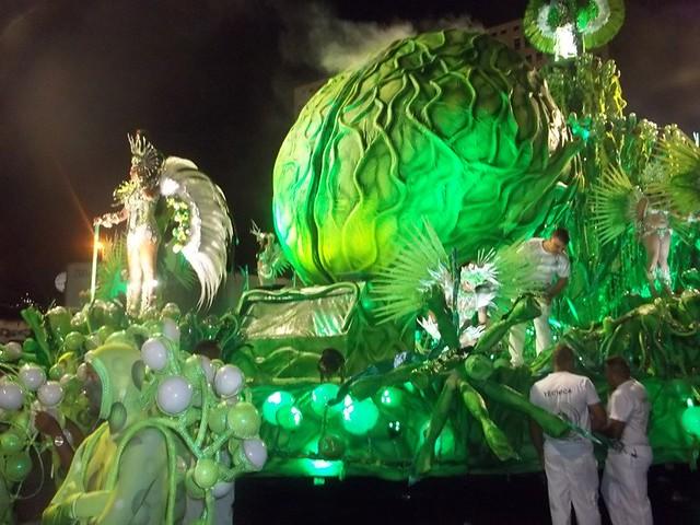 Carnaval Grupo Especial Marquês de Sapucaí 2019.