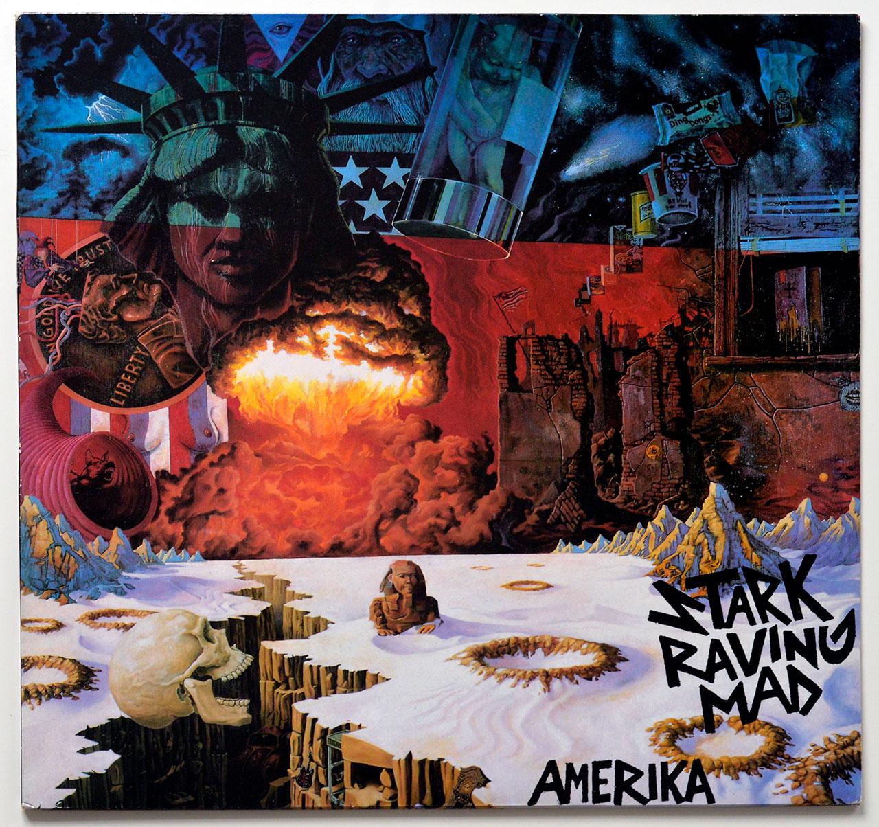A0723 STARK RAVING MAD Amerika