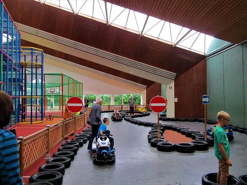 Indoor Playground Allgäulino in Germany