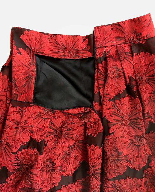 Brocade Skirt