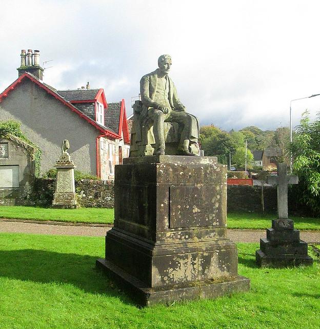 Henry Bell Grave, Rhu