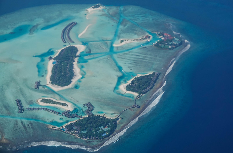 A few resort island