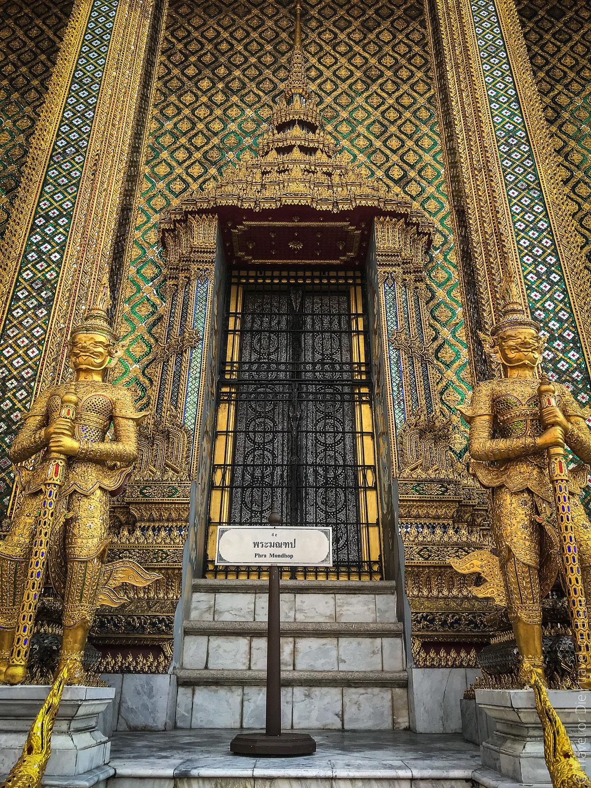 Grand-Palace-Bangkok-Королевский-дворец-Бангкок-9182