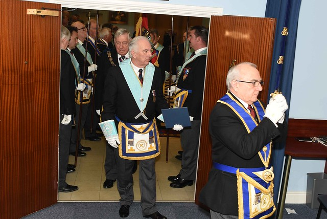 2019 Middlesex Masters Uxbridge Installation