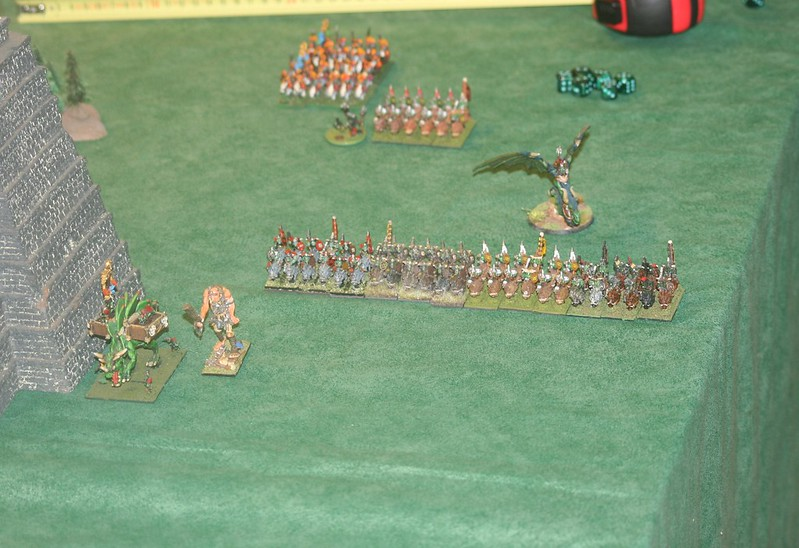[4000 - Orcs+HL vs Khemri] La bataille des pyramides noires 32439625737_9c7f8edff2_c
