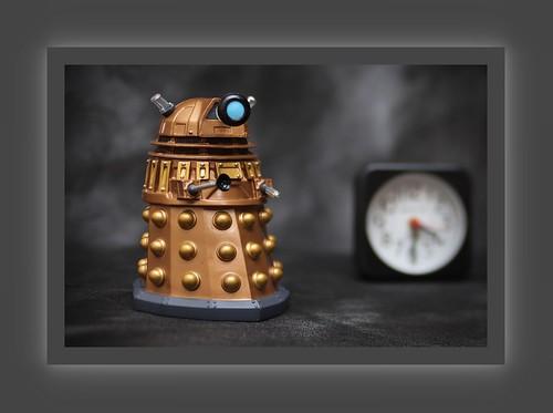 Funko Pop Dr Who steam punk robot