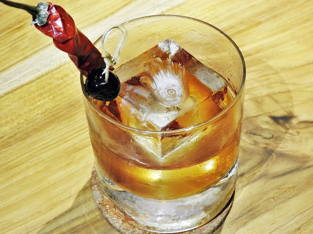 Cocktail Bespoke Rum-Based