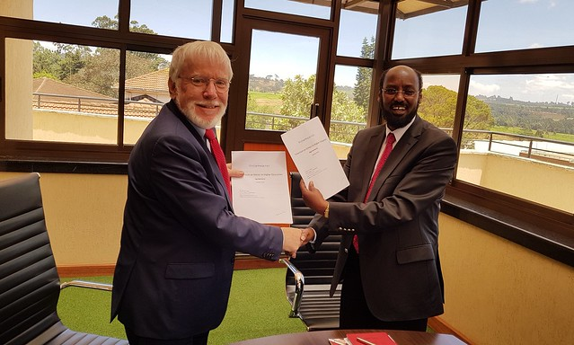 St. Pauls University and Daystar University, Nairobi, Kenya, 15-16 March 2019