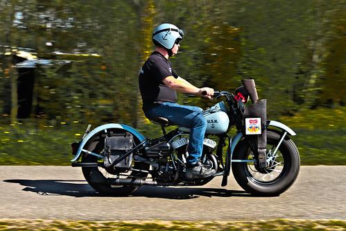 Harley-Davidson WLA 1943 (8504)