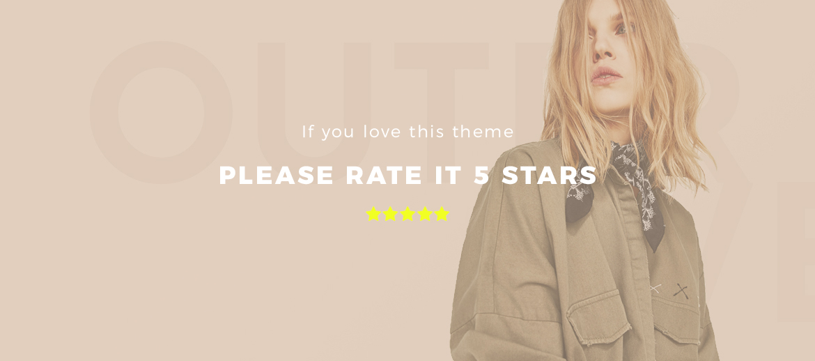 Leo Mia - Clothing and Accessories Prestashop theme