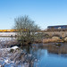 66425 crosses the Ribble by Martyn Fordham LRPS