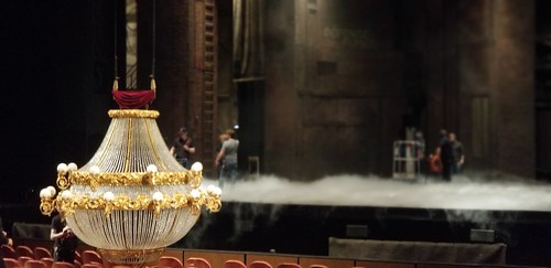 Behind the Scenes with the Phantom of the Opera, Quentin Oliver Lee