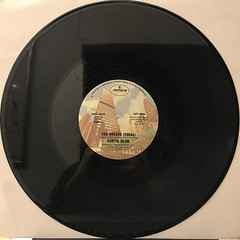 KURTIS BLOW:THE BREAKS(RECORD SIDE-A)