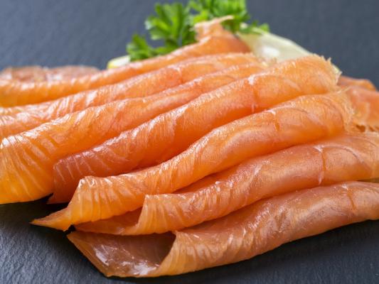ritiro salmone norvegese per listeria