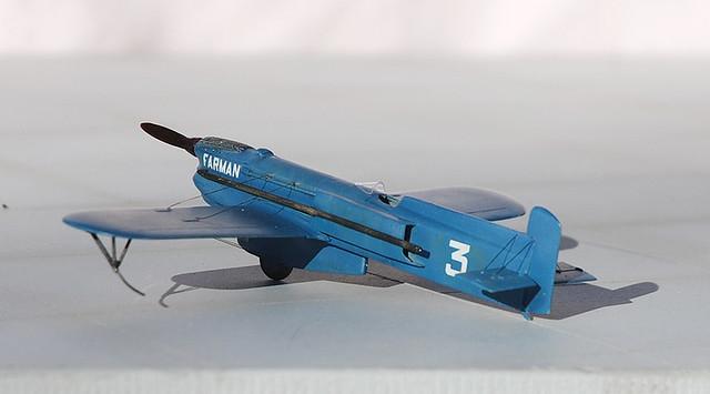 gros moteur et petites ailes... Une petite série de racers... Et un Farman - Page 13 33239601928_50c42d957f_z