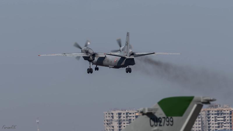 IAF An-32 (KA-2742)