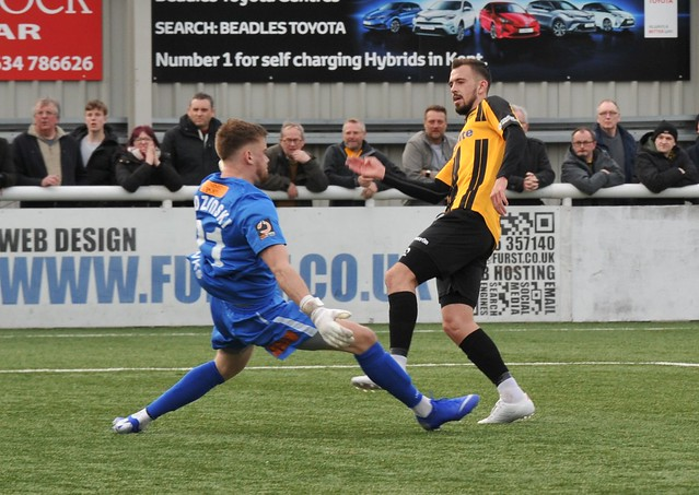 VNL: Maidstone United 2-0 Havant & Waterlooville