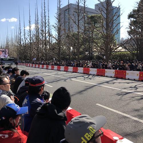 Red Bull Showrun Tokyo(レッドブル・ショーラン東京)2019.3.9
