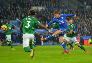 Leicester City v Brighton & Hove Albion | by Alex Hannam