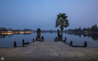 Srah Srang, Angkor [KH]