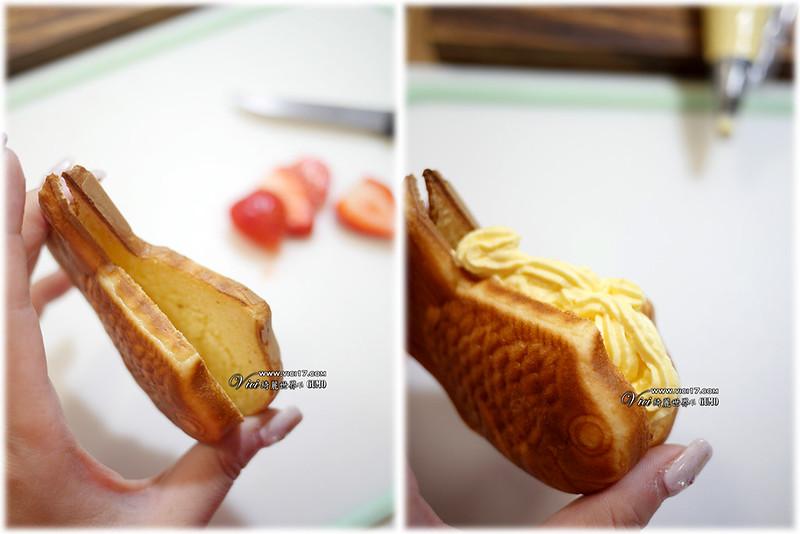草莓鯛魚燒931