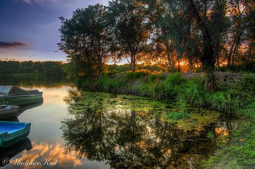 Silent Backwater