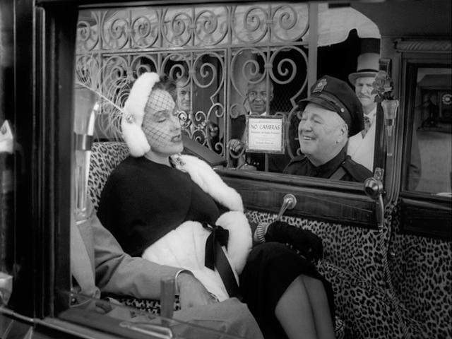 Кадр из фильма Сансет бульвар (1950)