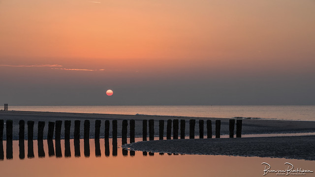 Sunset Westenschouwen