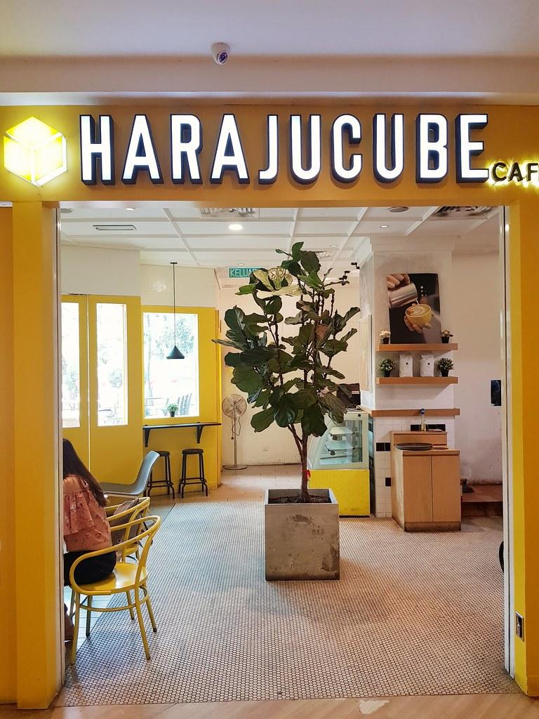 @ 原宿トースト Haraju Cube at SS15 Courtyard