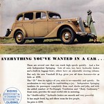 Sun, 2019-01-20 20:34 - Built from 1936 -40, the Vauxhall 25 was one of the first British cars to feature a heater and full ventilation as standard.