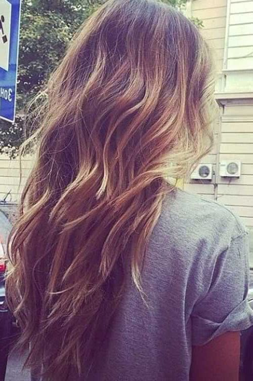 LONG LAYERED HAIRSTYLES 2019 THAT WILL BE THE MOST TO WEAR THIS SEASON! 2