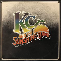 K.C. & THE SUNSHINE BAND:K.C. & THE SUNSHINE BAND(JACKET A)