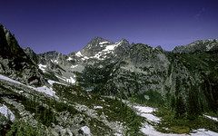 View from Heather Pass 2