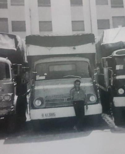 Barreiros Saeta 1965 Transports Francisco Parramon