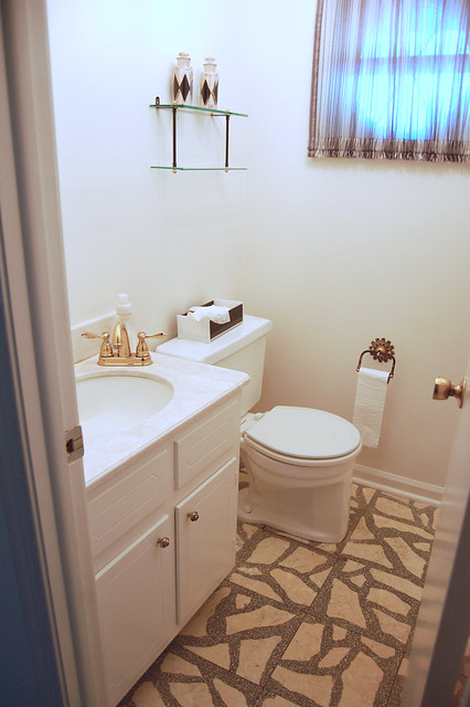 Before Downstairs WC