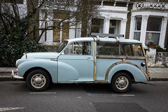 1964 Morris Minor, Balham
