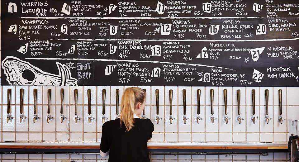 Onbekende bezienswaardigheden Kopenhagen, Meatpacking District, Warpigs   Mooistestedentrips.nl