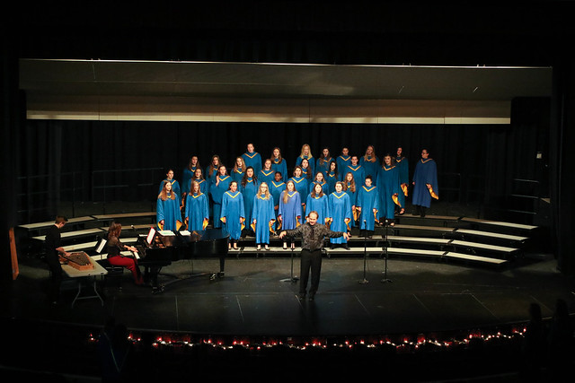 Winter Choral Concert 2018 by Scott Meeth