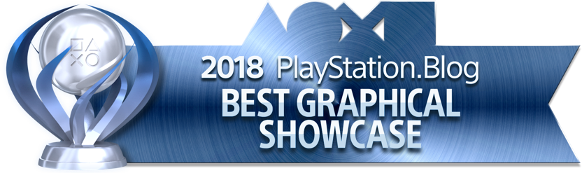Best Graphical Showcase - Platinum