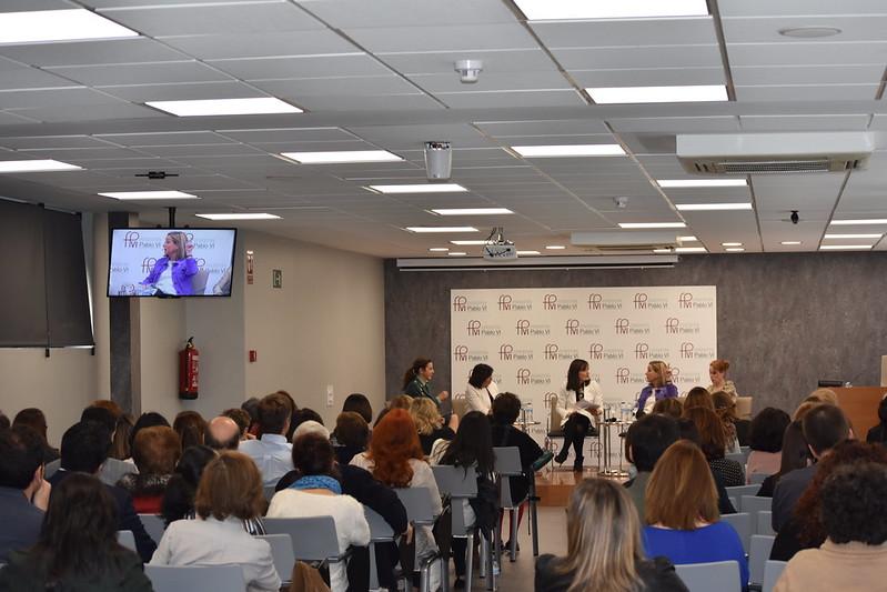 Foro Fundación Pablo VI sobre liderazgo y mujer