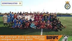 IX Copa Federación Alevín Fase* Jornada 8