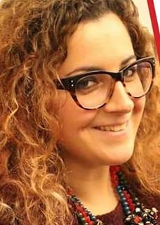 Solo il volto. Marica Angelillo