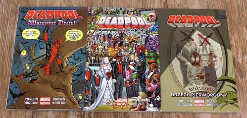 Deadpool 5-7